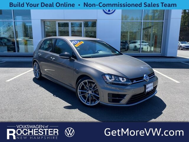 2017 Volkswagen Golf R DCC & Navigation 4Motion Rochester NH