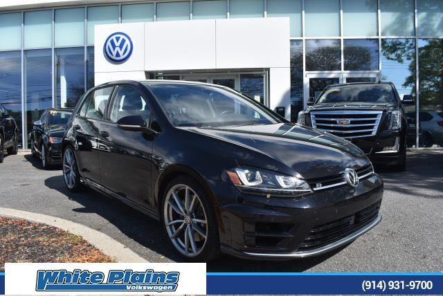 2017 Volkswagen Golf R DCC & Navigation 4Motion White Plains NY