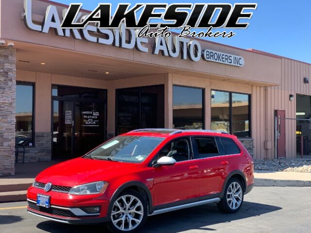 2017 Volkswagen Golf R TSI SEL 6A Colorado Springs CO