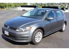 2017_Volkswagen_Golf_S_ Seattle WA
