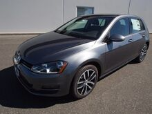 2017_Volkswagen_Golf_SE_ Burlington WA