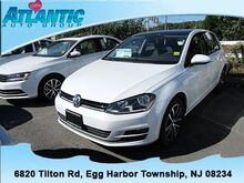 2017_Volkswagen_Golf_SE_ Egg Harbor Township NJ