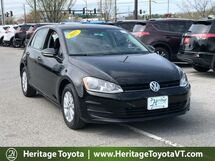 2017 Volkswagen Golf SE South Burlington VT