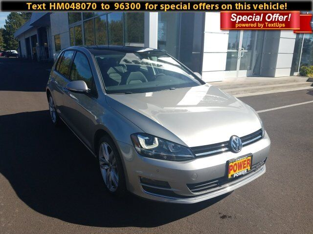 2017 Volkswagen Golf SEL Corvallis OR