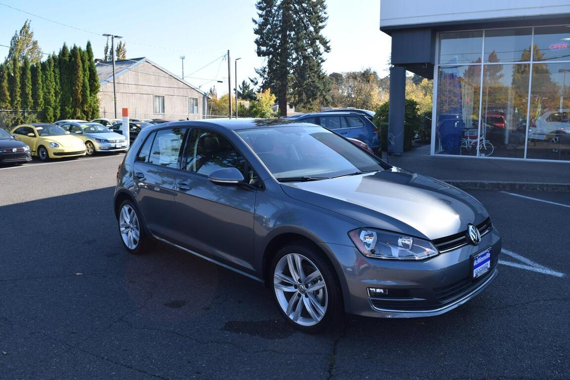 2017 Volkswagen Golf SEL McMinnville OR