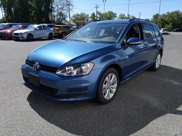 2017 Volkswagen Golf SportWagen 1.8T S Auto 4MOTION Pittsfield MA