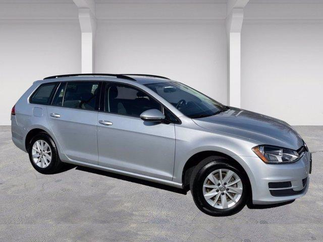 2017 Volkswagen Golf SportWagen 1.8T S Auto Westborough MA