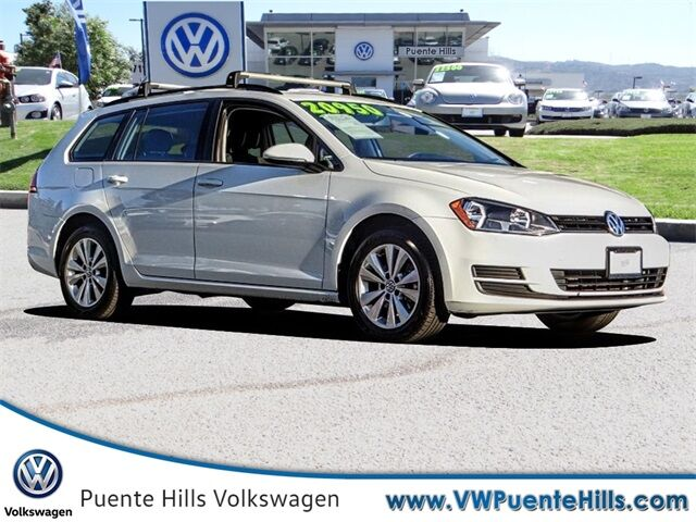 2017 Volkswagen Golf SportWagen S City of Industry CA