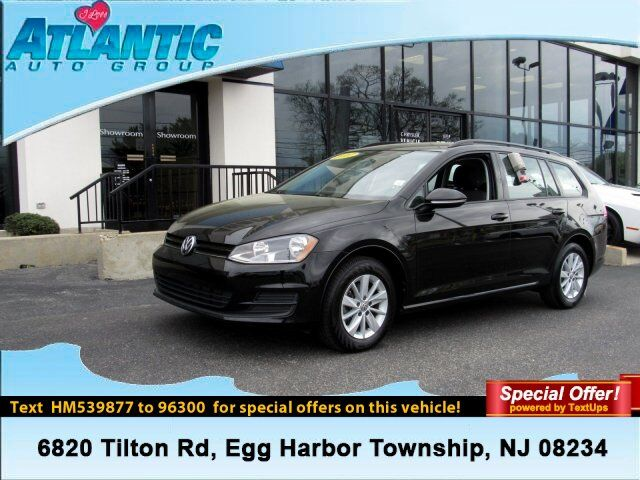 2017 Volkswagen Golf SportWagen S Egg Harbor Township NJ