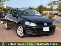 2017 Volkswagen Golf SportWagen S South Burlington VT