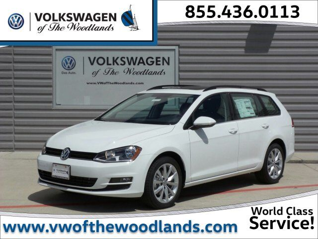 2017 Volkswagen Golf SportWagen SE The Woodlands TX