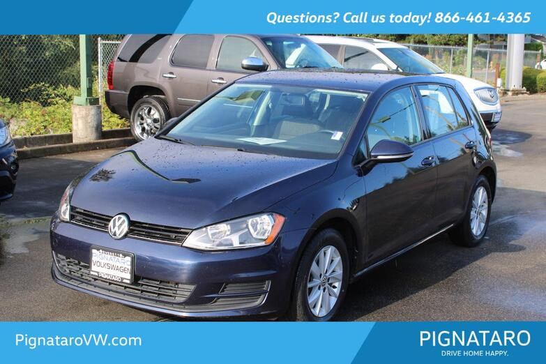 2017 Volkswagen Golf TSI S 4-Door Everett WA