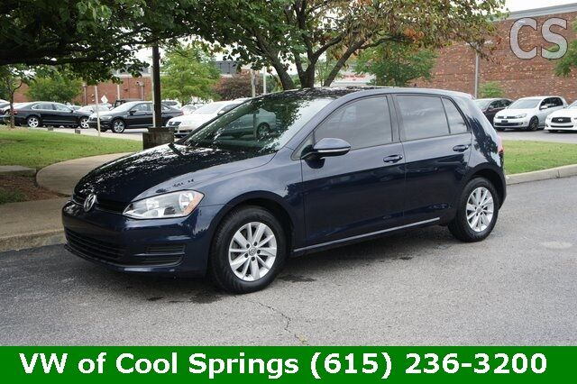 2017 Volkswagen Golf TSI S 4-Door Franklin TN
