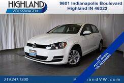 2017_Volkswagen_Golf_TSI S 4 Door_ Highland IN