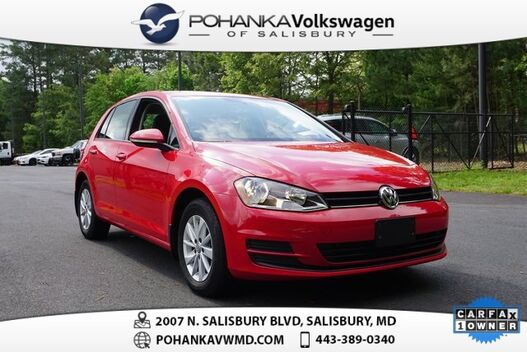 2017_Volkswagen_Golf_TSI S 4 Door_ Salisbury MD