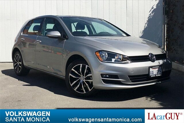 2017 Volkswagen Golf TSI SE 4-Door Santa Monica CA