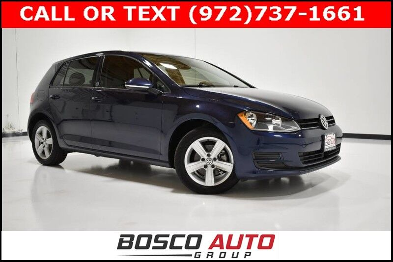 2017 Volkswagen Golf Wolfsburg Edition Flower Mound TX