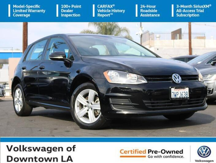 2017 Volkswagen Golf Wolfsburg Edition Los Angeles CA