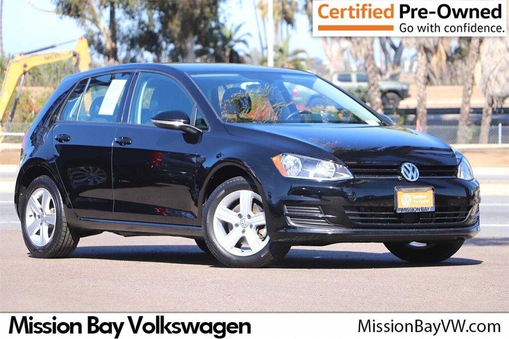 2017 Volkswagen Golf Wolfsburg San Diego CA