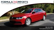 2017_Volkswagen_JETTA_1.4T S / 16IN ALLOY WHEELS / AUTO / BACK-UP CAMERA_ Charlotte NC