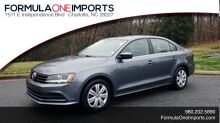 2017_Volkswagen_JETTA_1.4T S / COLD WEATHER PKG / REARVIEW / TOUCHSCREEN_ Charlotte NC