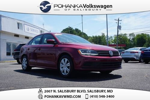2017_Volkswagen_Jetta_1.4T S ** 0% FINANCING AVAILABLE ** 38+ MPG **_ Salisbury MD