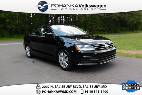 2017_Volkswagen_Jetta_1.4T S ** 0% FINANCING AVAILABLE ** ONE OWNER **_ Salisbury MD