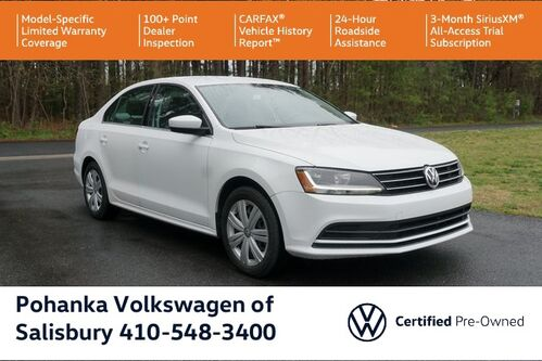 2017_Volkswagen_Jetta_1.4T S ** VW CERTIFIED **_ Salisbury MD