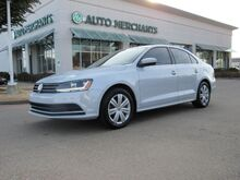 2017_Volkswagen_Jetta_1.4T S 6A AUTOMATIC, BACKUP CAMERA, PUSH BUTTON START, BLUETOOTH CONNECTIVITY, AUX/USB INPUT_ Plano TX