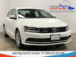 2017_Volkswagen_Jetta_1.4T S AUTOMATIC REARVIEW CAMERA BLUETOOTH STEERING WHEEL CONTRO_ Carrollton TX