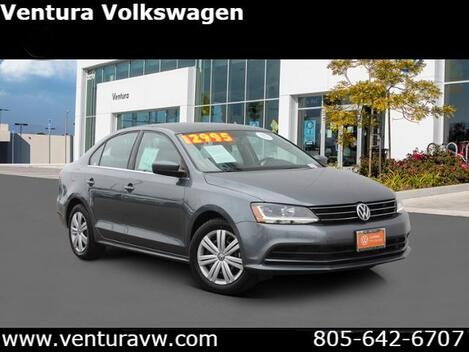 2017_Volkswagen_Jetta_1.4T S Auto_ Ventura CA