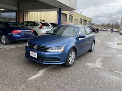 2017_Volkswagen_Jetta_1.4T S_ Cleveland OH