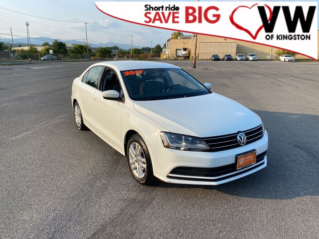 2017_Volkswagen_Jetta_1.4T S_ Kingston NY