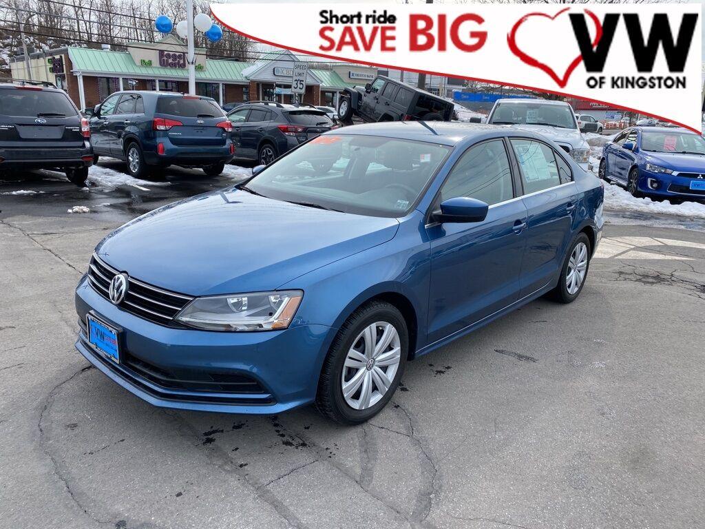 2017_Volkswagen_Jetta_1.4T S_ Kingston NY