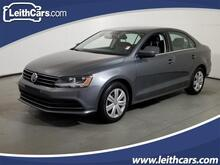 2017_Volkswagen_Jetta_1.4T S Manual_ Cary NC