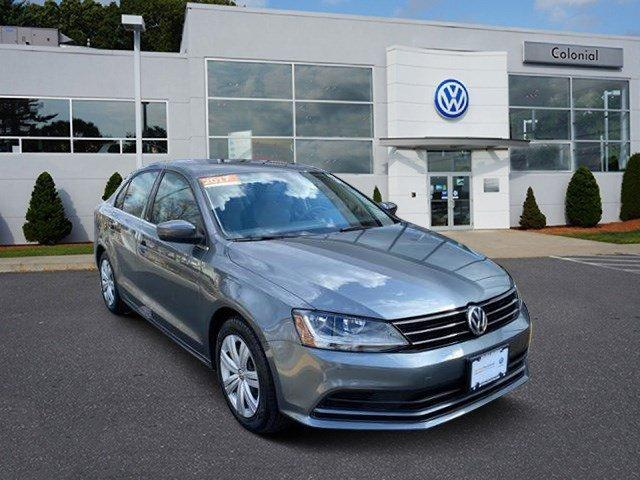 2017 Volkswagen Jetta 1.4T S Manual Wellesley MA