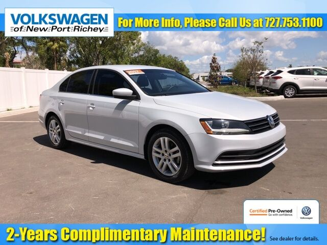 2017 Volkswagen Jetta 1.4T S New Port Richey FL
