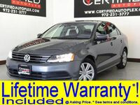 Volkswagen Jetta 1.4T S REAR CAMERA BLUETOOTH KEYLESS ENTRY HEATED MIRRORS POWER LOCKS 2017