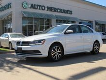 2017_Volkswagen_Jetta_1.4T SE 6A*SUNROOF,BACK UP CAMERA,BLIND SPOT MONITOR,BRAKE ASSIST,CROSS TRAFFIC ALERT,_ Plano TX