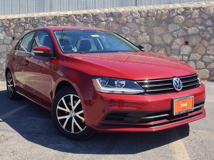 2017 Volkswagen Jetta 1.4T SE El Paso TX