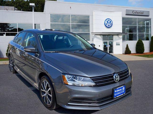 2017 Volkswagen Jetta 1.4T SE Manual Wellesley MA