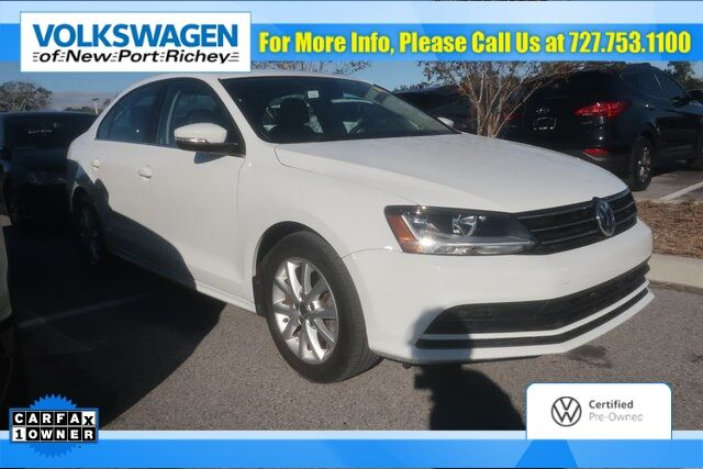 2017 Volkswagen Jetta 1.4T SE New Port Richey FL