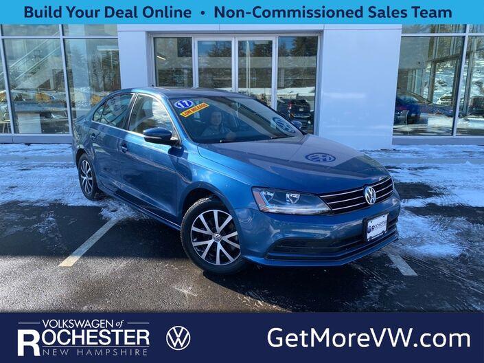 2017 Volkswagen Jetta 1.4T SE Rochester NH