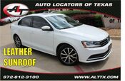 2017 Volkswagen Jetta 1.4T SE with POWER SUNROOF