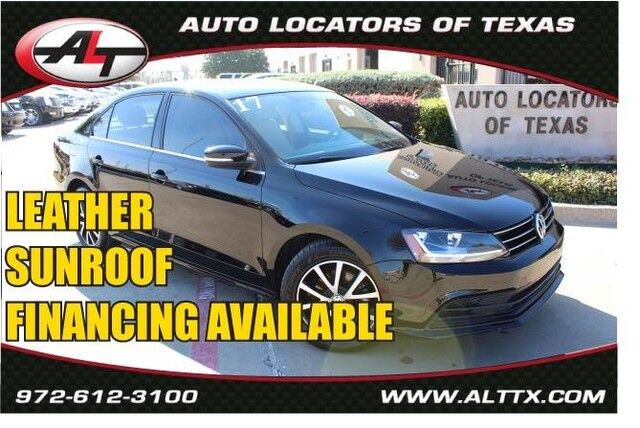 2017 Volkswagen Jetta 1.4T SE with POWER SUNROOF Plano TX