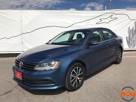 2017_Volkswagen_Jetta_1.4T SE_ El Paso TX