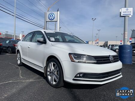 2017_Volkswagen_Jetta_1.8T SEL ** LEATHER SUNROOF NAV ** CERTIFIED **_ Salisbury MD