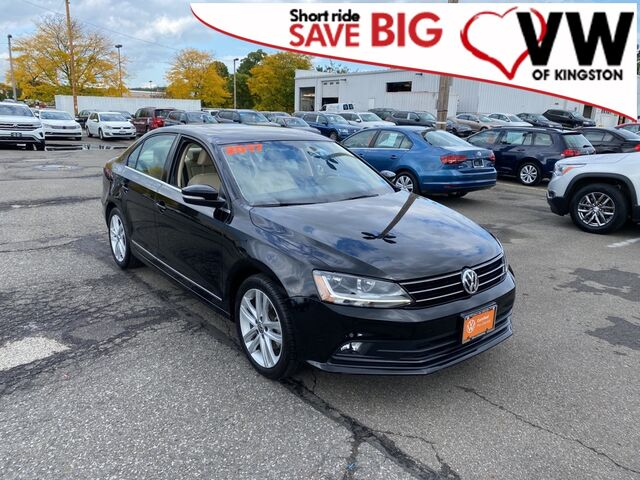 2017 Volkswagen Jetta 1.8T SEL Kingston NY