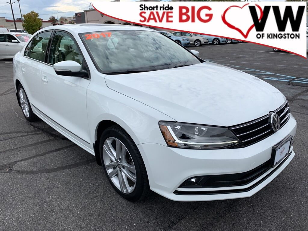 2017_Volkswagen_Jetta_1.8T SEL_ Kingston NY
