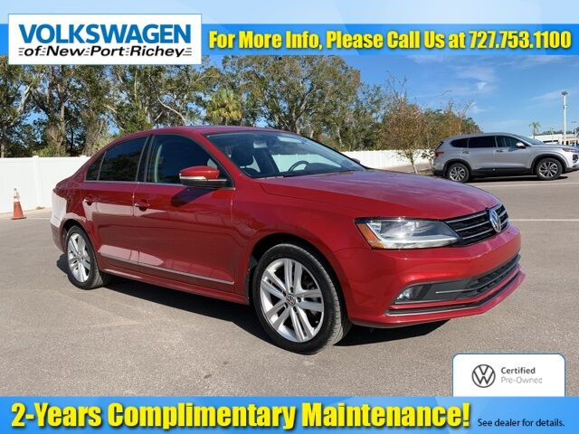 2017 Volkswagen Jetta 1.8T SEL New Port Richey FL
